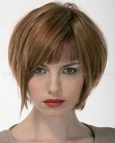 bob hairstyles, bob haircut - chin length bob haircut|trendy-hairstyles-for-women.com