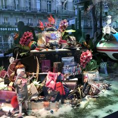 Christmas windows ✨