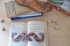 Handmade and Happiness: Segnalibro DIY