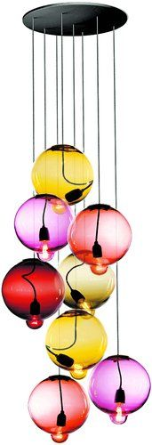 Gorgeous lamp by Giulio Cappellini (via NY Times)