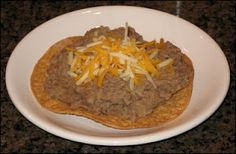 Refried Beans (in 5 Minutes)