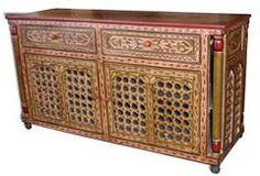 Medina kitchen cabinet