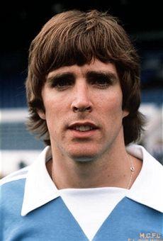 Paul Power Manchester City 1977