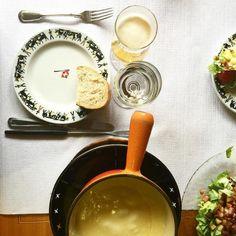 La dieta de la fondue es merveilleux  #quevivaelqueso #fondue #dietasuiza #suiza #suisse #mitmetravels #queso #gruyeres by maytedlaiglesia