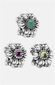 Pandora Birthday Charms Pandora Birthday Bloom February with