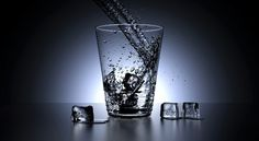 Render ice and water