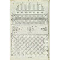 Palazzo della Regione (also known as the Basilica Palladiana), Piazza dei Signori, Vicenza: elevatio