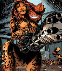 Over the past 80 years, DC Comics has given us heroes and villains of all shapes, sizes and powers. Some have gone on to become household names like Wonder Woman, Superman, or Batman. Cheetah Comics, Cheetah Dc, Comic Book Characters, Marvel Characters, Comic Character, Comic Books, Marvel Comics, Arte Dc Comics, Tigra Marvel
