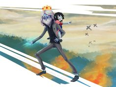 Adventure Time - Simon and Marcy by *Kayetart on deviantART