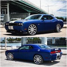 Dodge Challenger SRT8 fully customized