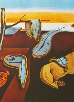 The Persistence of Memory, c.1931 by Spanish Painter Salvador Dali 1904-1989