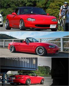 @tora_6012 #TopMiata #Japan  / Photo(top) by: @airknight555  TopMiata.com