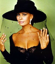 Sophia Loren #photo