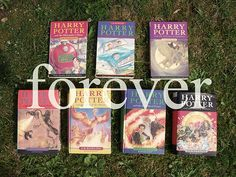 The Harry Potter Series.
