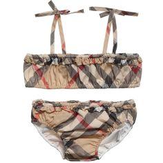burberry bikini kids