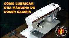 Cómo Lubricar Una Maquina De Coser Casera | Hacerlo Fácil