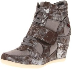 Big Buddha Womens Emily Fashion SneakerPewter65 M US *** Read more  at the image link.