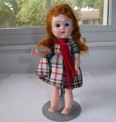 Ginny Doll Reissue Redhead Braids 10