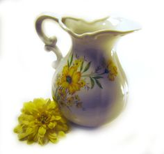 What's Blooming...come and see in the shops of Team Vintage USA by Kim on Etsy