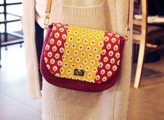 Bag with Strap Tutorial. Сумочка с ремешком