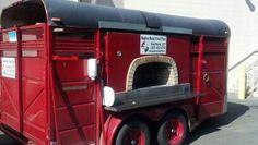 Mobile oven #naplespizza