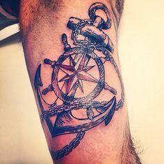 Naval anchor