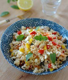 9 Fresh and Healthy Couscous Salads | Blog | NoshOn.It