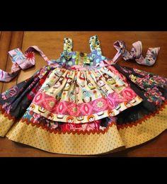 Matilda Jane Nesting Dolls dress