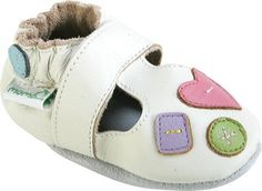 $25.45-$25.45 Baby Soft Sole Baby Sandal Shoe in Shapes White Color: White, Size: 1 - 4B2-391015-WHT-White-1 Color: White, Size: 1 Available in Multiple Colors!Momo T-strap by Momo Baby Momo Baby soft sole leather shoes allow your baby to go barefoot as well as help the foot grow normally and develop its musculature and strength. Momo Baby footwear is carefully handcrafted and designed to provid ...