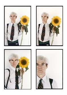 Lost then Found Munich – Missing Andy Warhol Portraits by Steve Wood