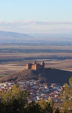Castillo de La Calahorra Granada