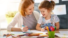 Find Mother Child Daughter Draws Engaged Creativity stock images in HD and millions of other royalty-free stock photos, illustrations and vectors in the Shutterstock collection. Soul Collage, Stress, Mother And Child, Caregiver, Tricks, Kindergarten, Photo Editing, Royalty Free Stock Photos, Daughter