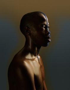 Selection from The World in London exhibition. Nadav Kander: Tsepo Ramoholi (Lesotho)