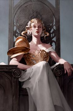Kai Fine Art is an art website, shows painting and illustration works all over the world. Illustration Manga, Fantasy Illustration, Art Anime, Fantasy Artwork, Digital Art Fantasy, Fantasy Art Women, Stock Foto, Character Design Inspiration, Fantasy Characters