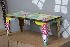 Muebles creativos de cartón - Kartox