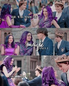 Funny Disney Jokes, Disney Movie Quotes, Disney Memes, Hilarious, Dove Cameron, High School Musical, Disney Descendants Cast, Emo Disney, Disney Princess Memes