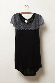 Eyelash Lace Tee by Eloise. Luvocracy - Tracy French collection