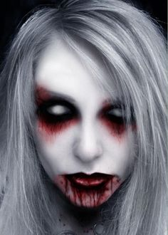 Scary Halloween Makeup To Look Horrifyingly Real