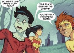 Teen Titans Year One, #6