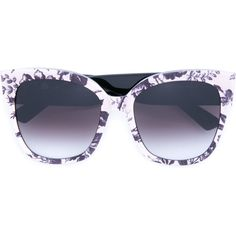 Gucci Eyewear GG Arm Cat Eye Sunglasses (11.590 CZK) ❤ liked on Polyvore featuring accessories, eyewear, sunglasses, cateye sunglasses, gucci, gucci eyewear, gucci glasses and cat eye sunnies