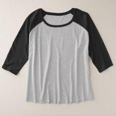 Women's Plus Size Raglan T-Shirt  $36.95  by photographybydebbie  - cyo diy customize personalize unique