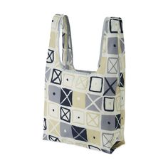 UNIQLO Eames Crosspatch Pocketable Tote in color Uniqlo, Eames, Stocking Stuffers, Jewelry Accessories, Wallet, Modern, Gifts, Gift Ideas, Color
