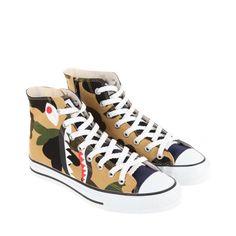 BAPE - Sneakers Bapesta Camo