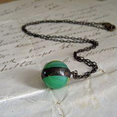 marble jewelry Vintage