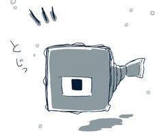 「今までの落書き第五段」/「カル」の漫画 [pixiv]