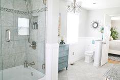 Robin's Bathroom Makeover Reveal {Part Two} - Beneath My Heart.  http://www.beneathmyheart.net/2013/12/details-on-robins-bathroom-makeover-and-bedroom/