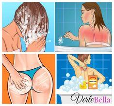 👇 Toda mujer debe saber estos 15 trucos con bicarbonato de sodio👇Verte Bella   Verte Bella Beauty Tips For Skin, Beauty Skin, Beauty Makeup, Beauty Hacks, Health And Beauty, Hair Beauty, Magic Sand, Superhero Birthday Party, Tips Belleza