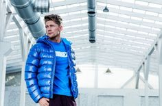 Stand out from the crowd with light blue jacket <3 #outhorn#defineyoursport#jacket#blue#autumn#winter#AW16#new#collection#outfit#style#active#lifestyle#sportswear