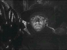 Cameron Mitchell in The Outcasts of Poker Flat, 1952