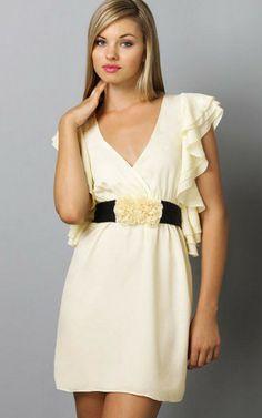 A-Linie glamouröses romantisches Abschlusskleid/ Abiballkleid mit Gürtel